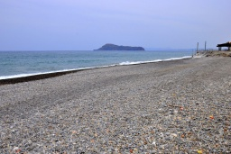 Пляж Герани в Ханье