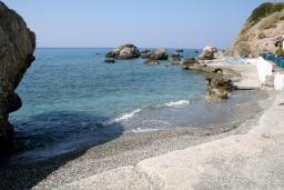 Пляж Агиа Фотиа, Кераме в Аделе