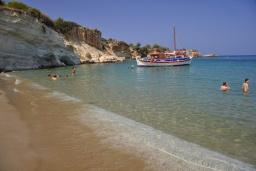 Пляж Лиманакя Херсониссос в Агия Пелагие