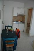 Студия (гостиная+кухня). Греция, Сития : Студия в 20 метрах от пляжа
