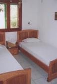 Спальня 2. Греция, Амудара : Апартамент в комплексе с бассейном, с гостиной, двумя спальнями и террасой