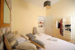 Спальня 2. Греция, Ретимно : Апартамент с гостиной, тремя спальнями и балконом