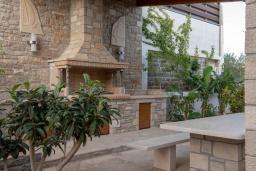 Прочее. Греция, Иерапетра : Современная пляжная вилла с бассейном и двориком с барбекю, 9 спален, 7 ванных комнат, парковка, Wi-Fi