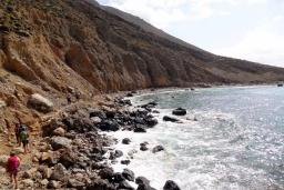 Пляж Пэриволакя в Ханье