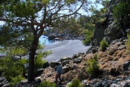 Пляж Фурноты в Ханье