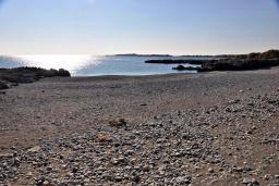 Пляж Бухты Палёхоры в Ханье