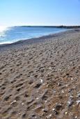 Пляж Агия Кирьяки в Ханье