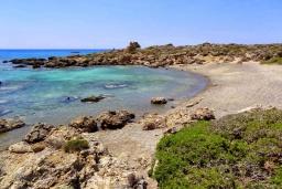 Пляж Кедродасос в Ханье