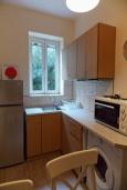 Кухня. Греция, Керкира : Каменный дом в центре Керкира, 2 спальни, 2 ванные комнаты, терраса, Wi-Fi
