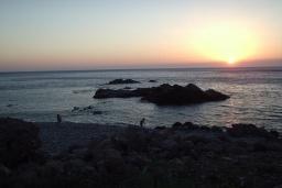 Пляж Гилисма в Ханье