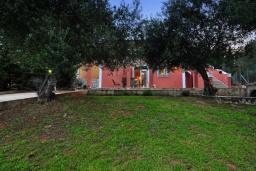 Территория. Греция, Палеокастрица : Уютная вилла с зеленым двориком, 3 спальни, 3 ванные комнаты, парковка, Wi-Fi