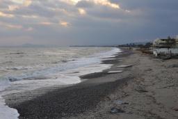 Пляж Колимбари в Ханье