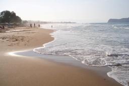 Пляж Агия Марина в Ханье