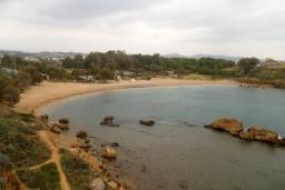 Пляж Агии Апостоли в Ханье