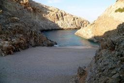 Пляж Стефану в Ханье