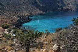 Пляж Омбро Гялос в Ханье