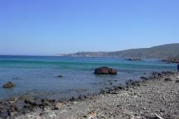 Пляж Каравэ (Гавдос) в Ханье