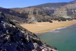 Пляж Потамос (Гавдос) в Ханье