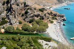 Пляж Превели в Аделе