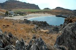 Пляж Схинария в Аделе