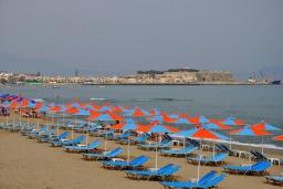 Пляж Ретимно в Аделе