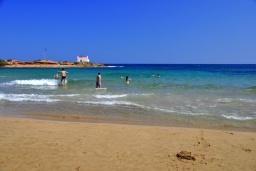 Пляж Малия в Айя Пелагия