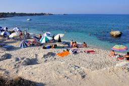 Пляж Лиманакя Херсониссос в Айя Пелагия