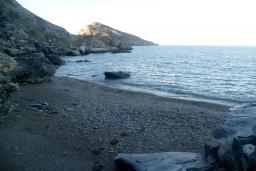 Пляж Буруни в Айя Пелагия