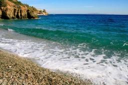 Пляж Псаромура в Айя Пелагия