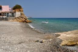 Пляж Платия Перамата в Ираклионе
