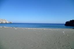Пляж Трафулас в Ираклионе