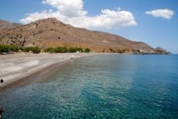 Пляж Трипити (Астерусия) в Ираклионе