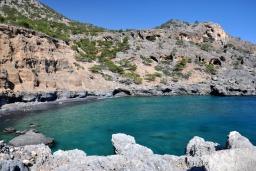 Пляж Агиос Антониос в Ираклионе