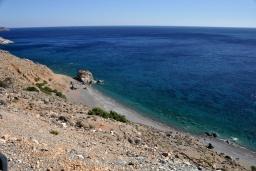 Пляж Трис Экклисиес в Ираклионе