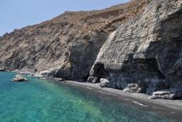 Пляж Аспес в Ираклионе