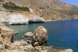 Пляж Агиос Никитас в Ираклионе