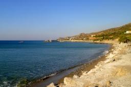 Пляж Кастри в Ираклионе