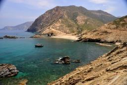 Пляж Коракия в Ираклионе