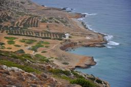 Пляж Агиос Дионисиос в Айос Николасе