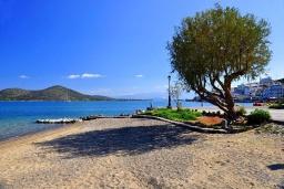 Пляж Элунда в Айос Николасе
