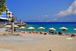 Пляж Китроплатия в Айос Николасе
