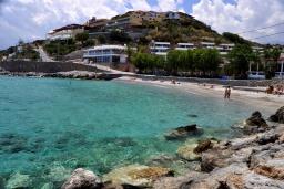 Пляж Гаргадoрос в Айос Николасе