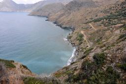 Пляж Гела в Айос Николасе
