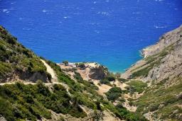 Пляж Агиос Иоаннис, Лиопетро в Айос Николасе
