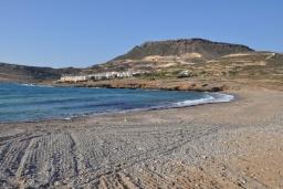 Пляж Агия Фотья (Сития) в Айос Николасе