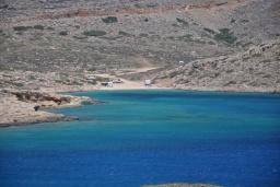 Пляж Тента в Айос Николасе