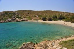 Пляж Итанос в Айос Николасе