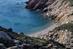 Пляж Кедромури в Айос Николасе