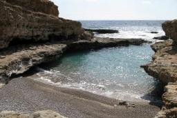 Пляж Калами Гудура в Айос Николасе