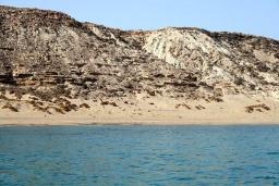 Пляж Фарос, Лефки в Айос Николасе